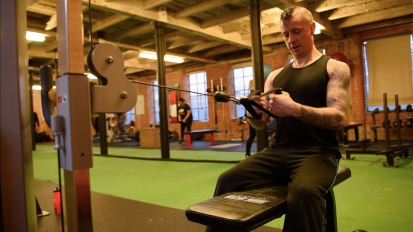 Strength training gym nottingham