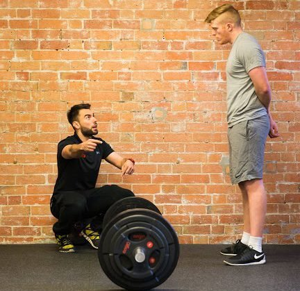 strength training nottingham